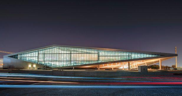 Qatar National Library exterior