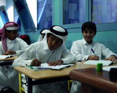 Teach for Qatar