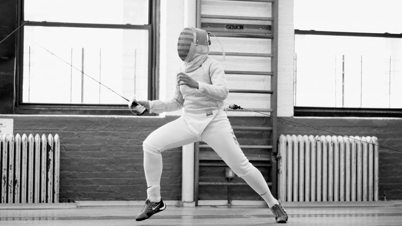 US Fencer Ibtihaj Muhammad cover
